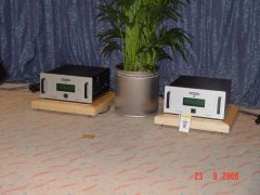 Sl8 Ref Audio Research Mono Block REF 210
