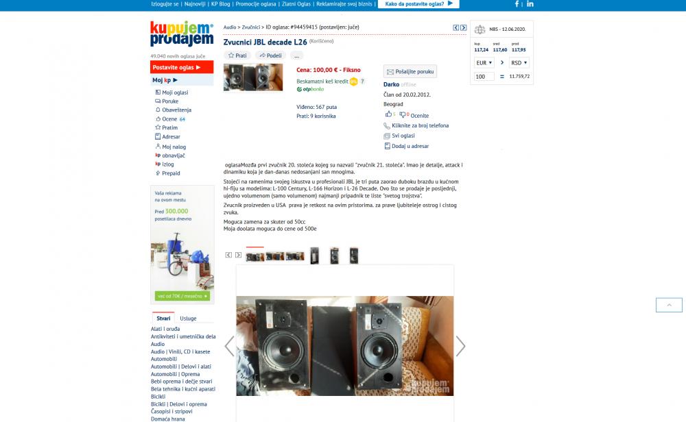 Screenshot_2020-06-12 KupujemProdajem Zvucnici JBL decade L26.png