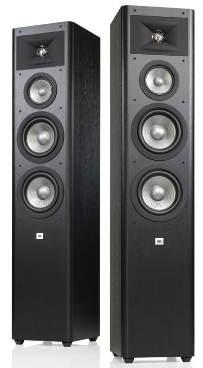 JBL-Studio-280-Black-Pair-without-Grilles