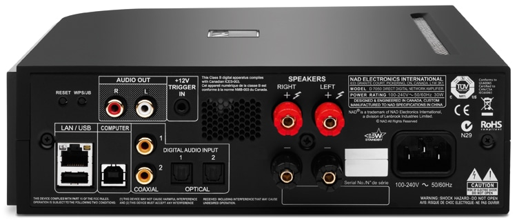D_7050_Direct_Digital_Network_Amplifier_-_Rear