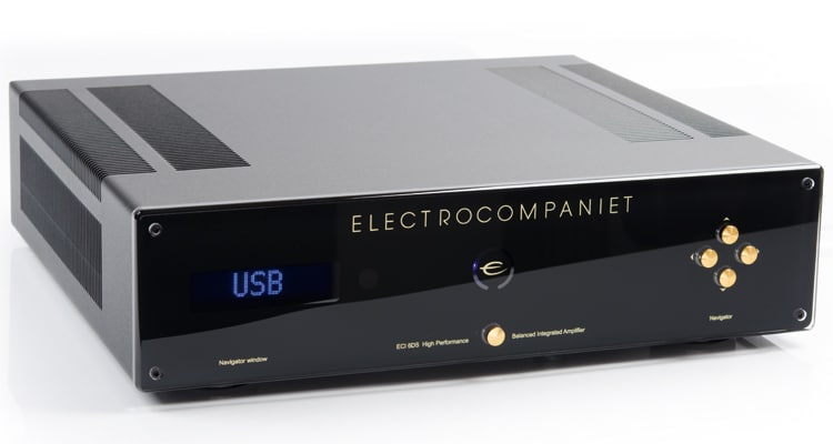 Electrocompaniet ECI 6DS – Hi-Files
