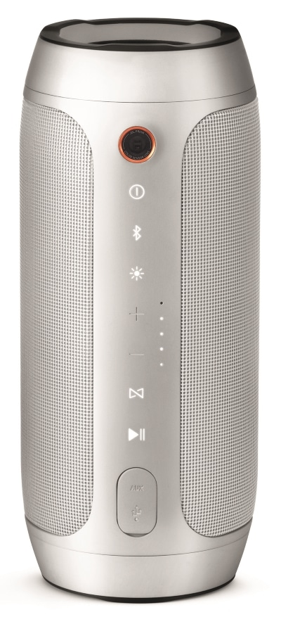 Image - JBL Pulse2_Silver_Back
