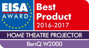 EUROPEAN-HOME-THEATRE-PROJECTOR-2016-2017---BenQ-W2000