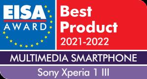 EISA-Award-Sony-Xperia-1-Mark-II